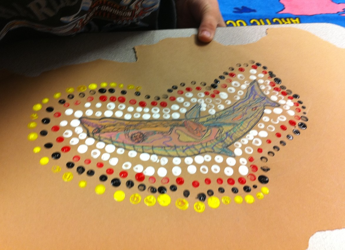 Aboriginal Bark Paintings Free Lesson Plan Download The