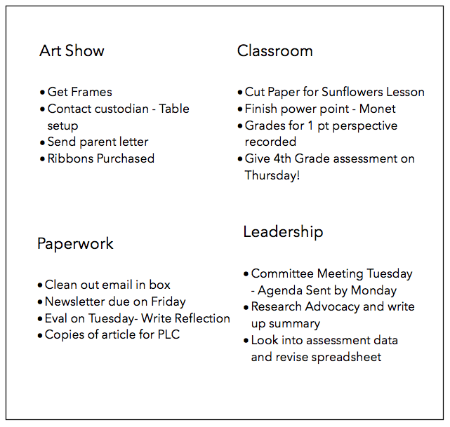 Activities for the First Days of School
