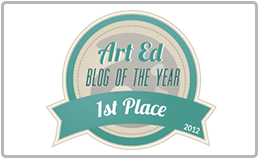 Art Ed Blog of the Year
