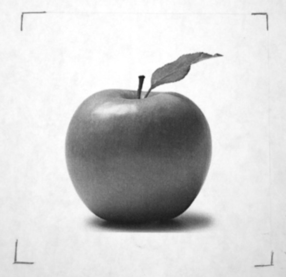 Line Drawing Apple : Drawing the line free hs lesson plan download art of ed