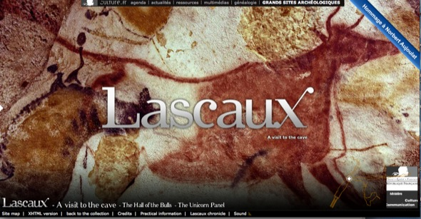 Lascaux Cave Screen