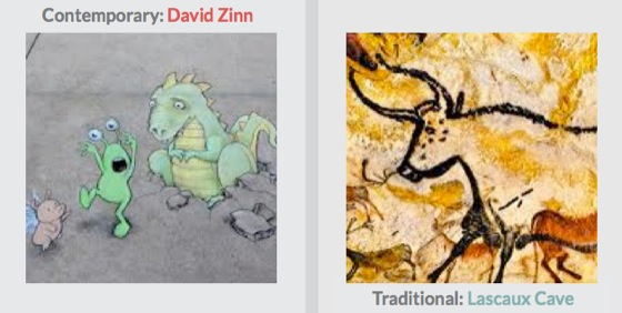 Zinn and Lascaux