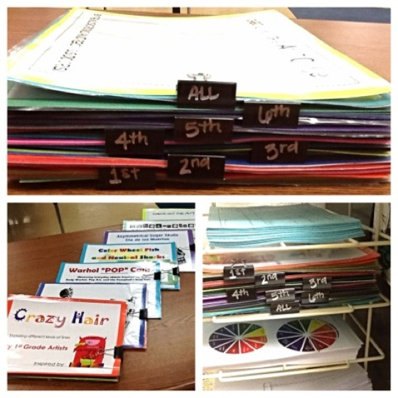 Organize Your Piles in 5 Minutes or Less! - The Art of