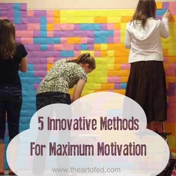 5methodsmotivation