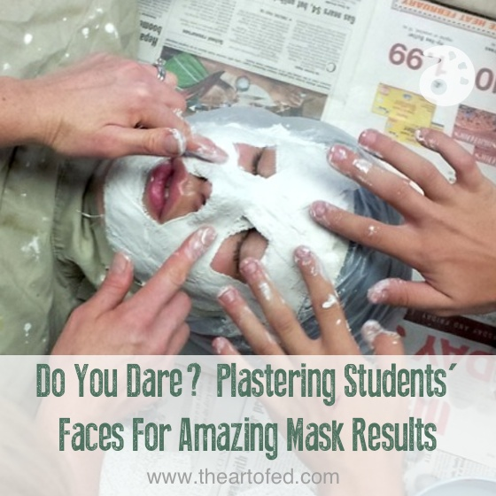 Plaster Student Faces