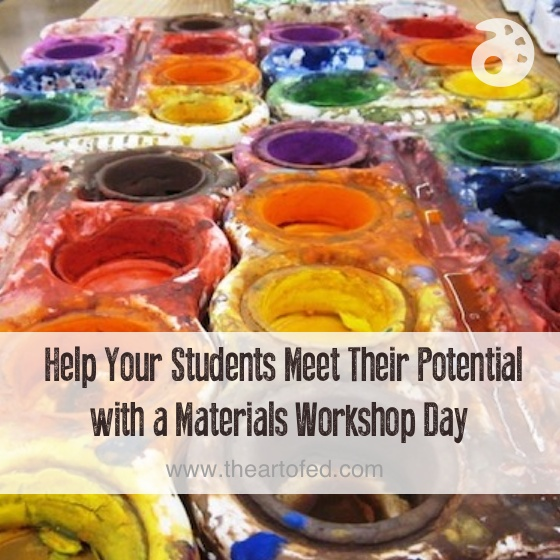 help students meet potential