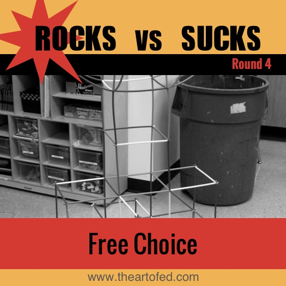 Rocks vs Sucks 4