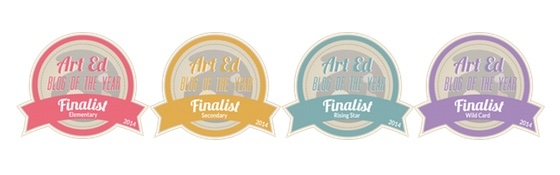 Finalist Badges