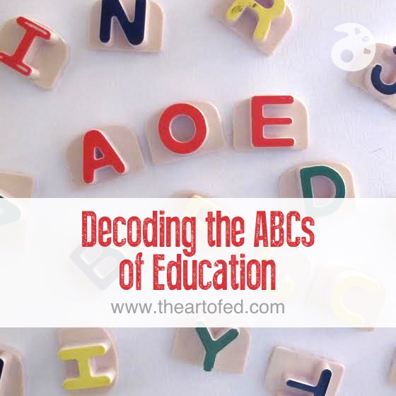 ABCs of Education
