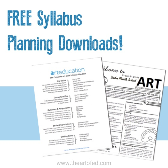 Create a syllabus that your students will actually want to for Create a syllabus template