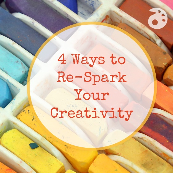 re-spark creativity