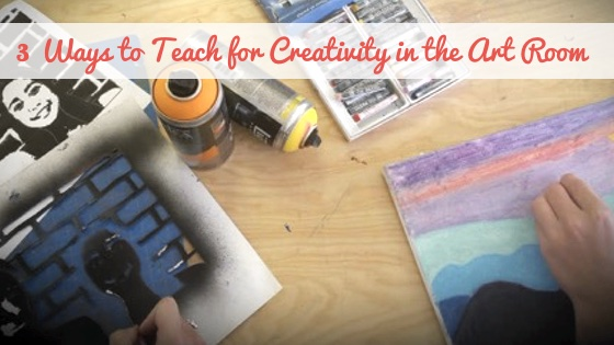 teach for creativity