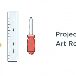 project based art room logo