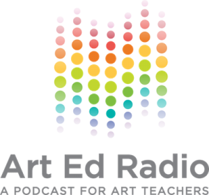 art ed radio logo