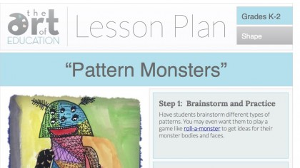 Pattern Monsters