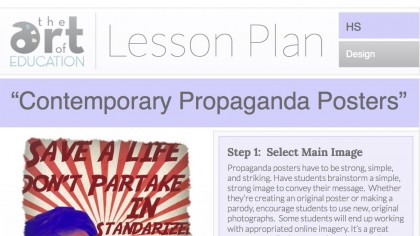 downloadable lesson plan