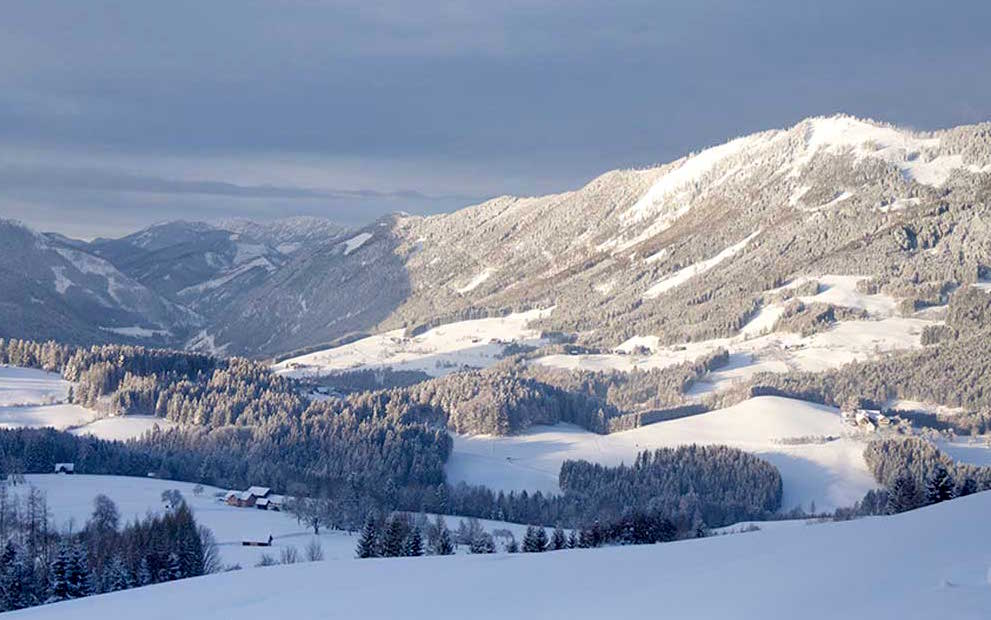 Winter Austria