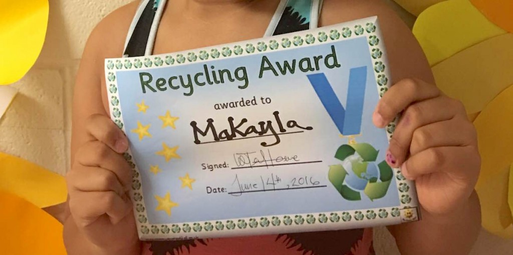 best recycler award