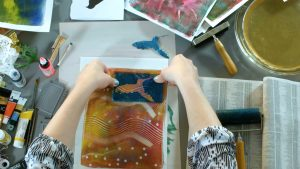 Getting Started With Gel Printing Plates