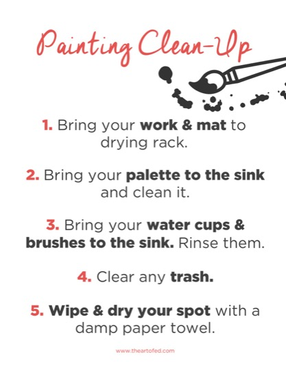 https://theartofeducation.edu/content/uploads/2017/03/Painting-Clean-Up-1-1.pdf