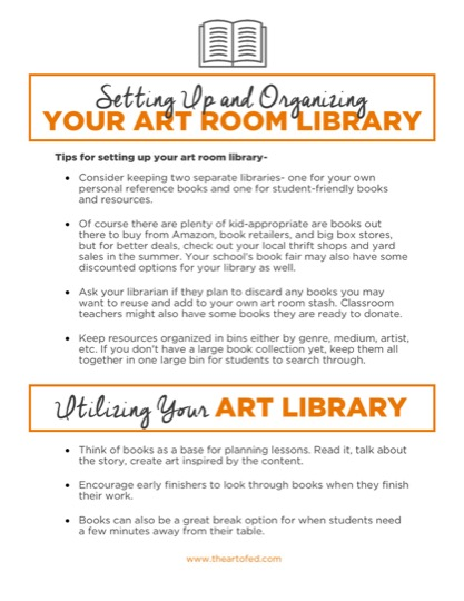 https://theartofeducation.edu/content/uploads/2017/06/Setting-Up-Your-Library-1.pdf