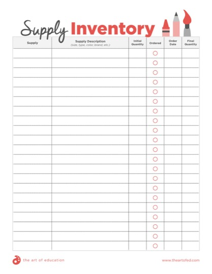 https://www.theartofed.com/content/uploads/2017/06/Supply-Inventory-List-1.pdf
