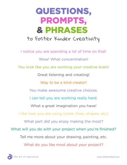 https://www.theartofed.com/content/uploads/2017/10/13.2QuestionPromptsPhrasesFosterKinderCreativity.pdf