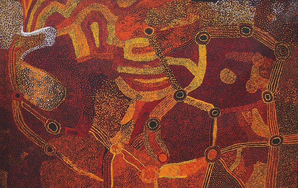 image via Japingka Aboriginal Art