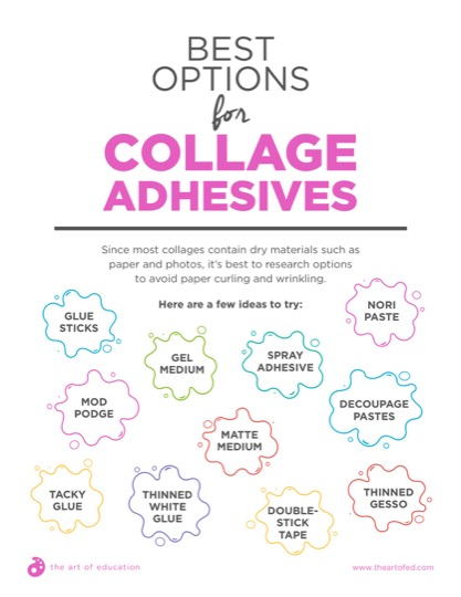 https://theartofeducation.edu/content/uploads/2018/01/21.2BestOptionsforCollageAdhesives-1.pdf