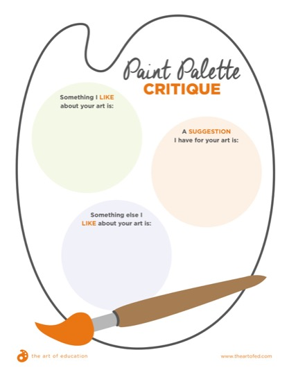https://theartofeducation.edu/content/uploads/2018/04/Paint-Palette-Critique.pdf