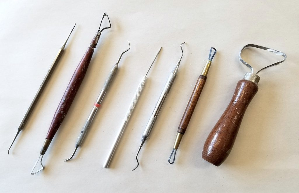 soap carving tools