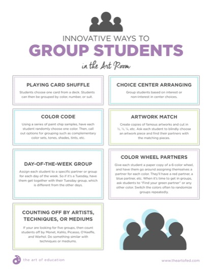 https://theartofeducation.edu/content/uploads/2018/05/9.2InnovativeWaysToGroupStudents.pdf