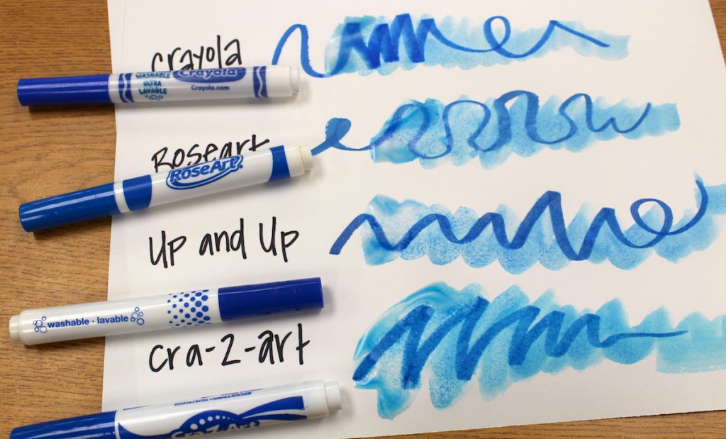 marker painting brand comparison