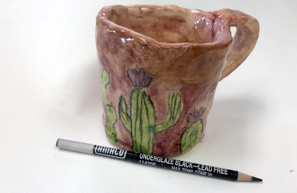 6 Different Ways To Use Underglazes With Ceramics The