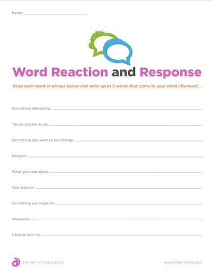 https://theartofeducation.edu/content/uploads/2018/04/26.2WordReactionAndResponse.pdf