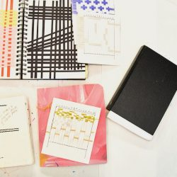 sketchbook materials