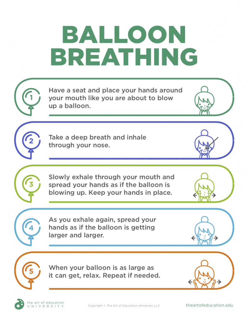 Balloon Breathing