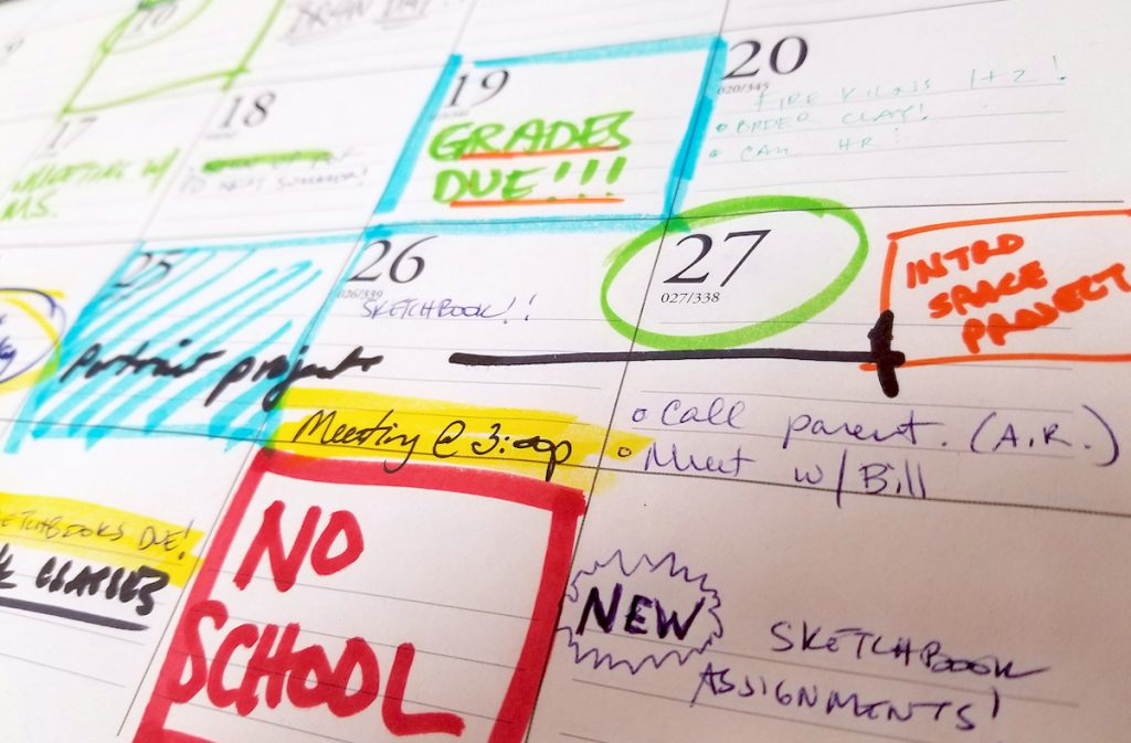 3 Ways to Re-Focus Your School Year