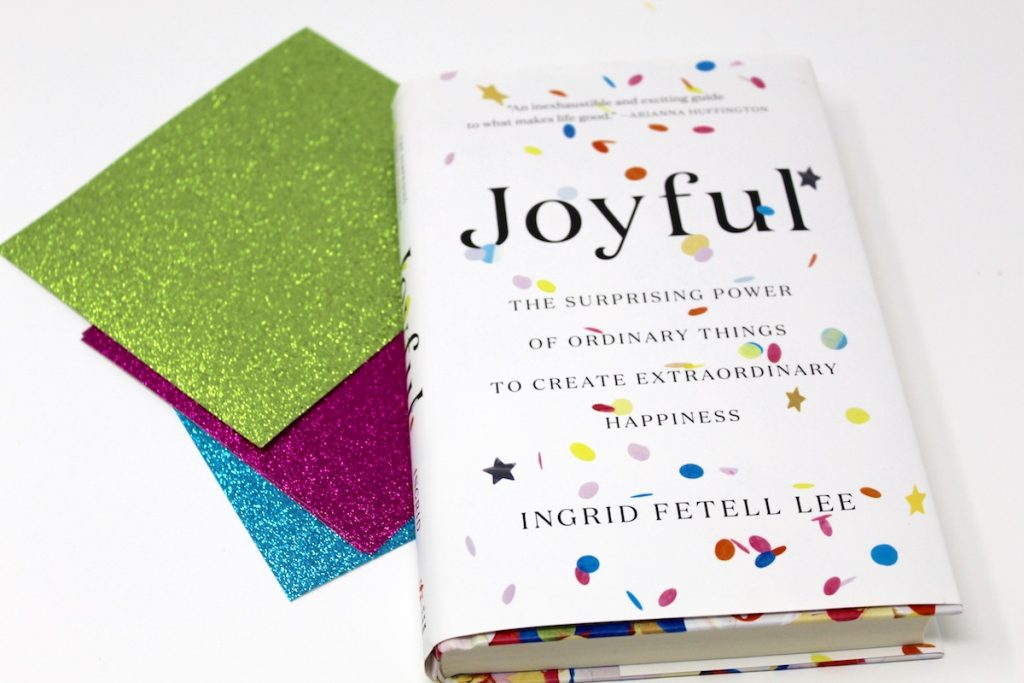 """Joyful"" Book"