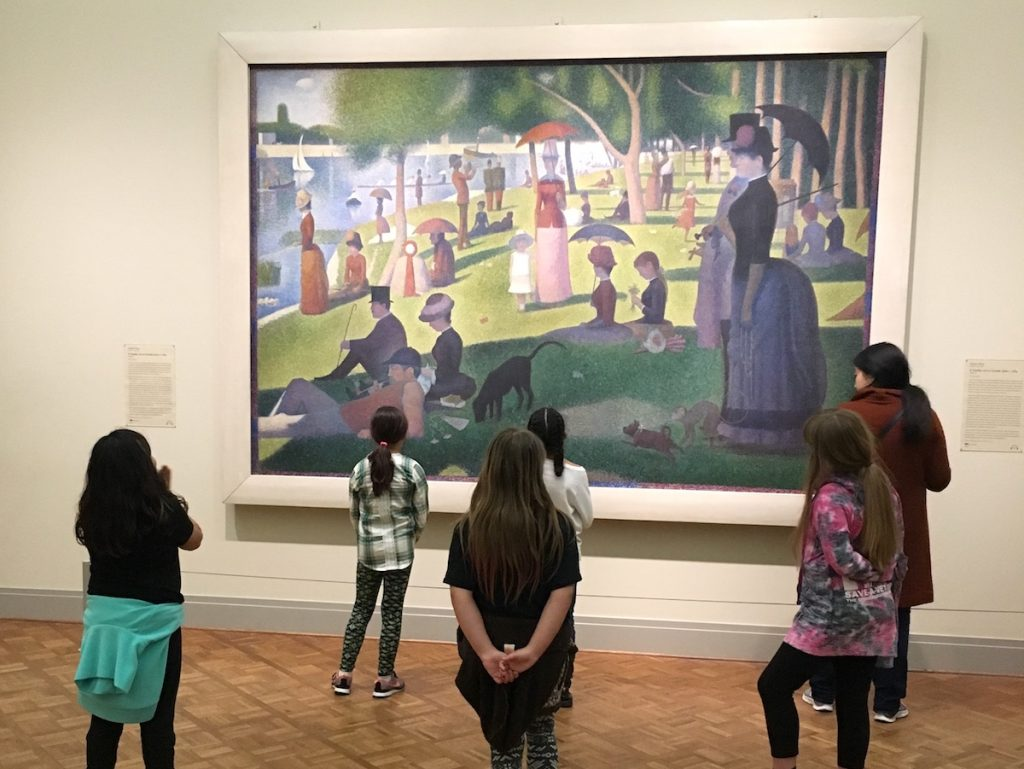 5 Stress-Free Tips for Planning Art Museum Field Trips