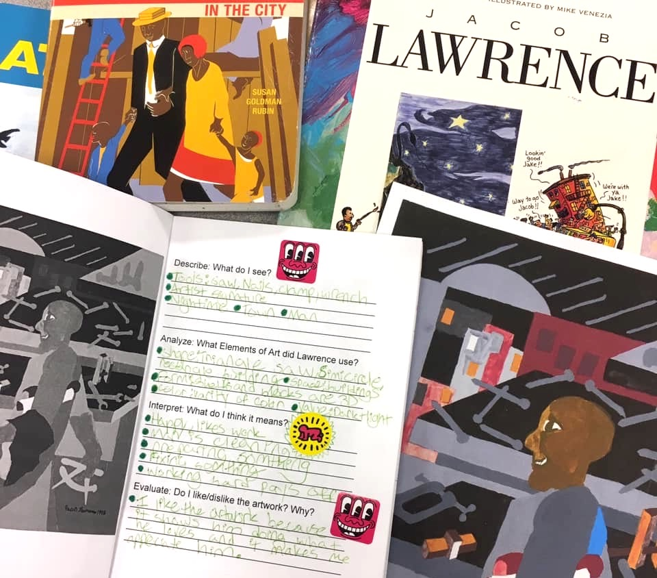 Image of books about Harlem Renaissance
