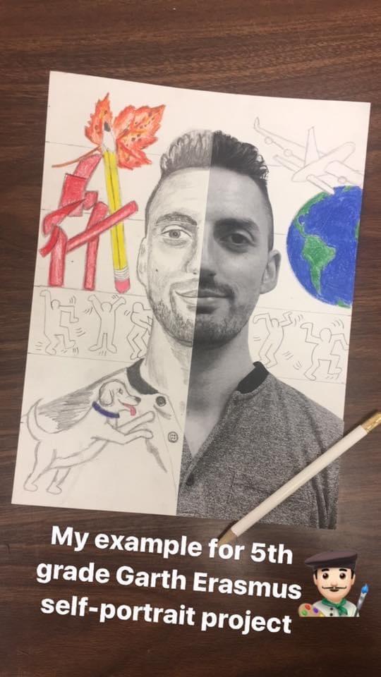 art project