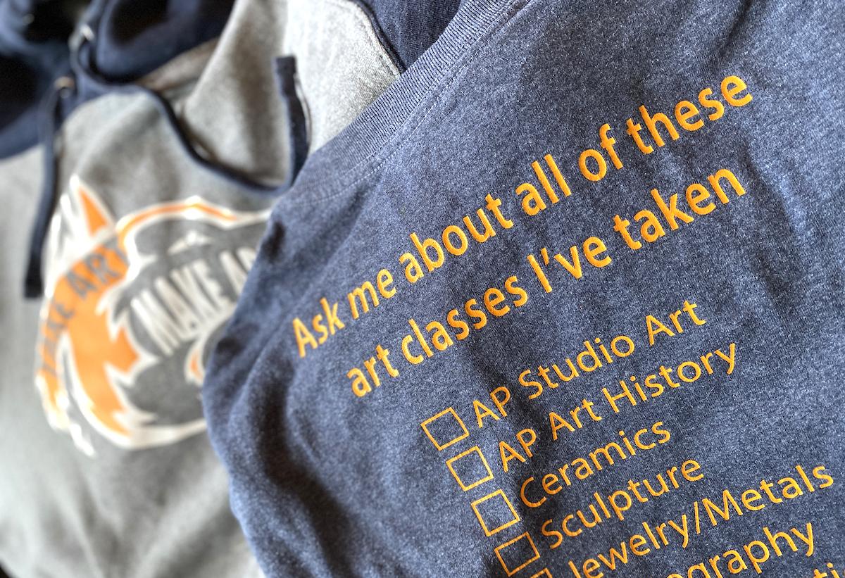 student tshirts